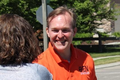 Ben McAdams: Mayor, Dad and Candidate for Congress