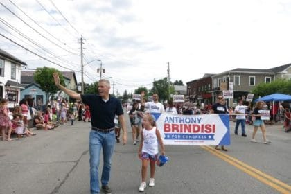 Political Reformer Anthony Brindisi Focuses on Education, Healthcare in Bid to Unseat Incumbent Claudia Tenney
