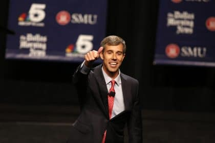 O'Rourke Makes It Official, He's Joining The 2020 Presidential Contest