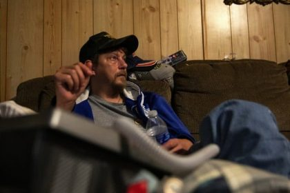 After Years Underground, A Kentucky Coal Miner With Black Lung Faces the Future
