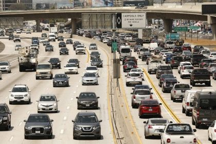 LA May Charge Drivers by the Mile to Cut Congestion