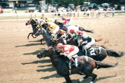 Baltimore Sues To Force Second Jewel Of Triple Crown To Stay Put