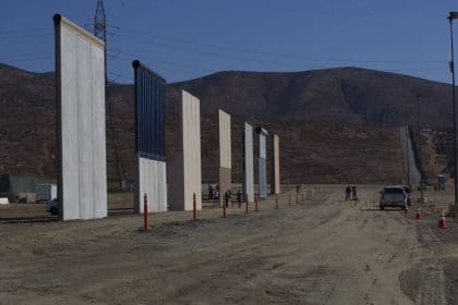 Trump Budget Sets Stage For Renewed Fight Over Border Wall Funding