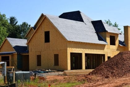 Home Construction Slips Again in March, Putting Pinch on Sales Inventory